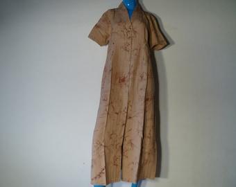 Vintage Long Maxi Dress