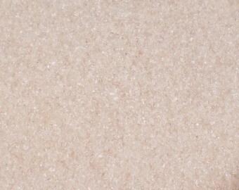 Destash Glass Frit Uroboros Pink Champagne Fine COE 96 Compatible 2.0 oz Bag