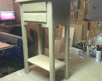 Bedside Nightstand
