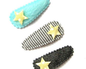 """""""SUZANNE"""" baby hair clip - french Baby Hair Clip"""