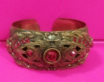 Antique Cuff Bracelet