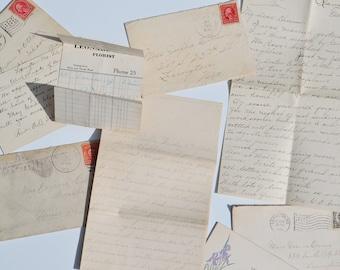 Lot of Vintage Paper Ephemera