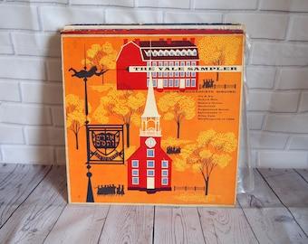 The Yale Sampler Vinyl Record (1956)