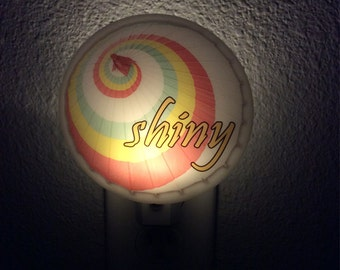 night light - Firefly Shiny (Kalee's umbrella)