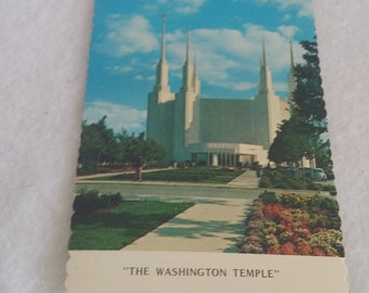 Washington Temple of The Church of Jesus Christ of Latter day Saints Kensington, Maryland