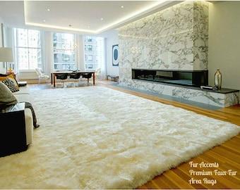 Large area rugs | Etsy