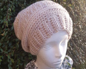 Teen/Adult crochet Slouchy Beanie