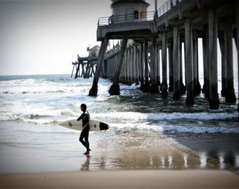Surf City, USA - 8x10 Fine Art Photographic Print - Signed by Artist