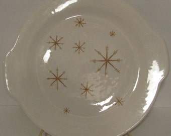 Vintage Star Glow Underglaze by Royal China Platter