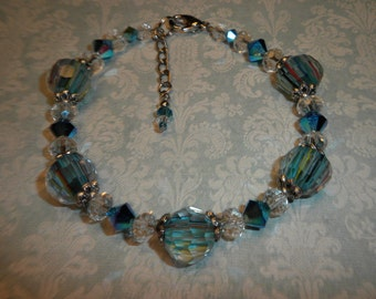Pre-Summer SALE! Gorgeous Blue Rhapsody Bracelet