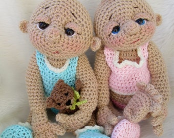 Amigurumi Teddy Bear Free Patterns : Cute crochet patterns by teri crews by tcrewsdesigns on etsy