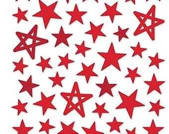 Bella Blvd McIntosh mix puffy stars