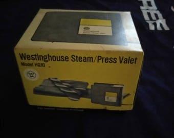 Vintage Westinghouse Steam/Press Valet in Box