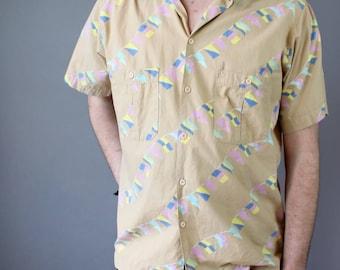 90's Merona Men's Shirt