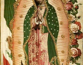 Our Lady of Guadalupe  2.5 x 3.5 Fridge Magnet