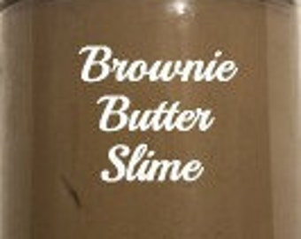 Brownie Butter Slime