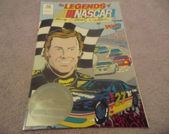 "1992 Legends of NASCAR ""Rusty Wallace"" #9"