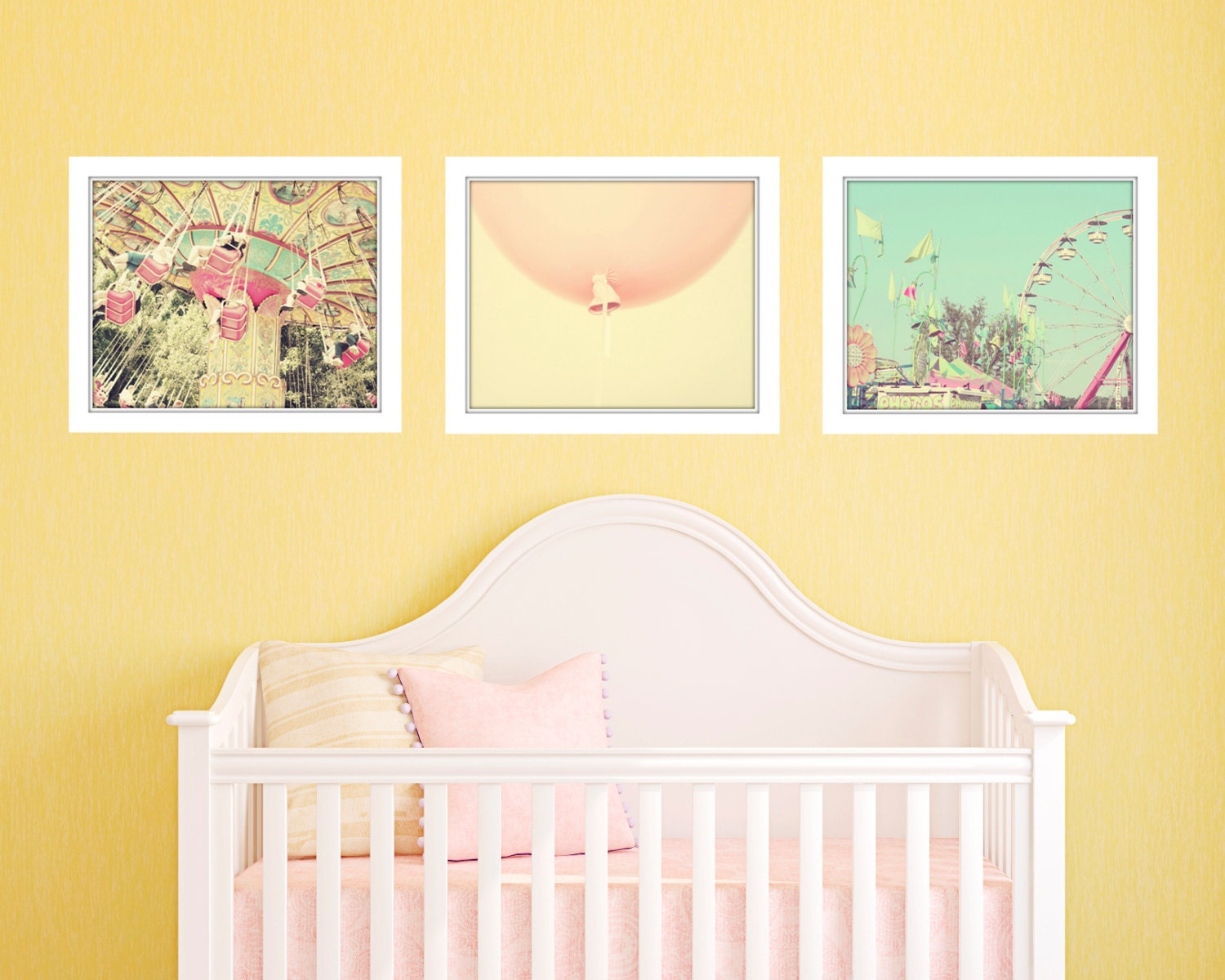 Best Nursery Wall Art Girl Contemporary - The Wall Art Decorations ...