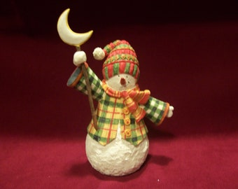 Sherri Buck Baldwin Snowmoon Figurine