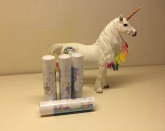 Unicorn Lip Balm- lip balm for kids- no more dry, chapped lips!