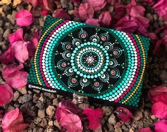 Mandala colorful box