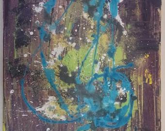 Original art, abstract art, abstract painting, wall art, abstract wall art, home decor, wall decor, art abstract, abstract canvas art