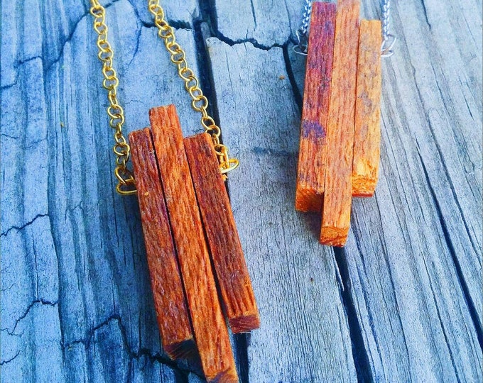Necklace - RECLAIMED SYMBOLS  - The Pillars
