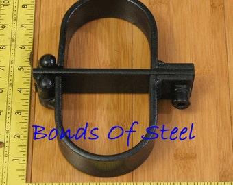 Ankle Cuffs Restraint Bonds of Steel Mature