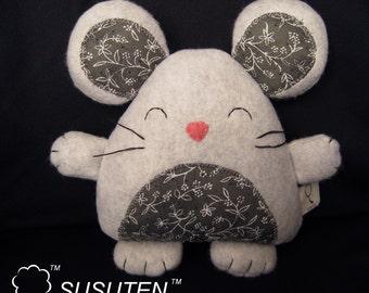 Grey Nezumigiri Mouse