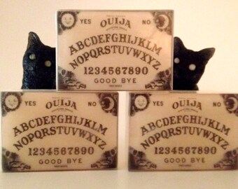 Ouija Board Soaps, Halloween Decorations, Halloween Party, Halloween Soap, Party Favors, Wedding Favors