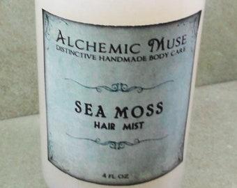 Sea Moss - Hair Mist - Detangler & Styling Primer - Limited Edition