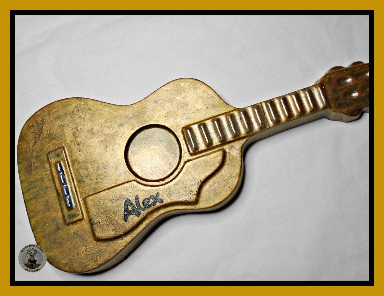 Guitar Chocolate Gift/Guitar Player/Classical