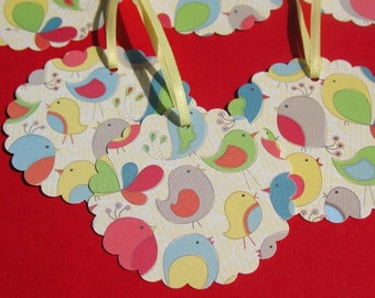 Tweet Tweet - Any Occasion Gift Tags