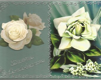 Zodiac, religious, 3D card, handmade, category condolence - sadness, death, mourning, funeral, regrets, memories, sorrow,.