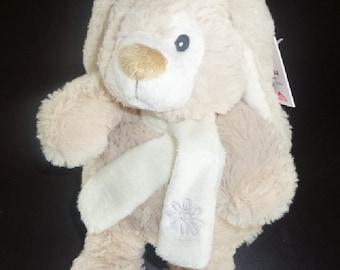 Teddy rabbit Beige - Rascal - 2 sizes.