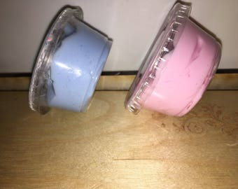 Pink and Blue CottonCandy duo...