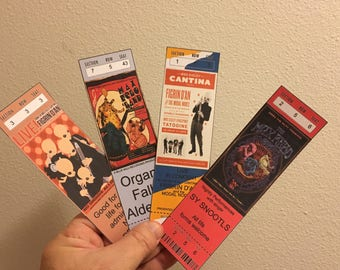 Star Wars Figrin D'an and Max Rebo concert tickets set