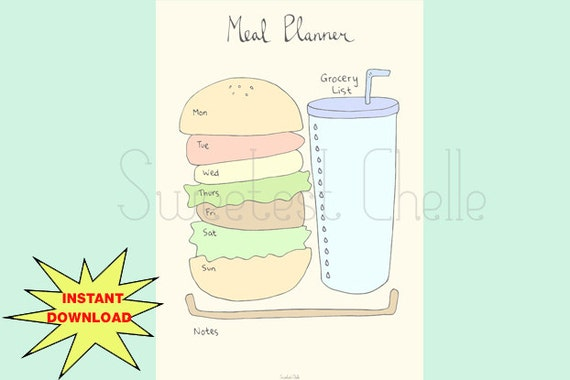 Grow your Following: Free Printable Social Media Planner ...