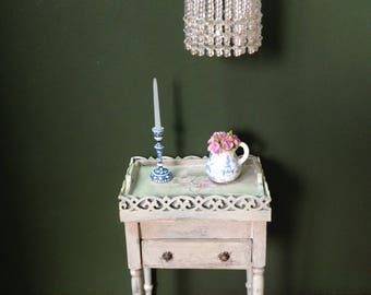 Miniature Dollhouse Light scale 1 to 12