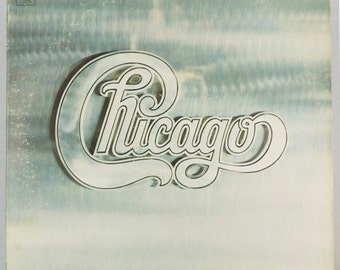 Chicago - II Album Columbia Records 1970 Original Vintage Vinyl - Two Records Included LP