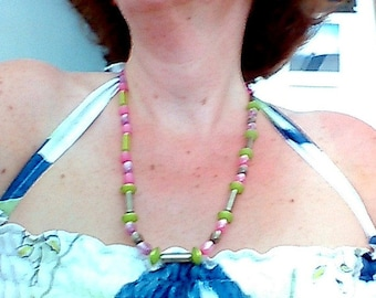 Accessory for women - necklace - harmony