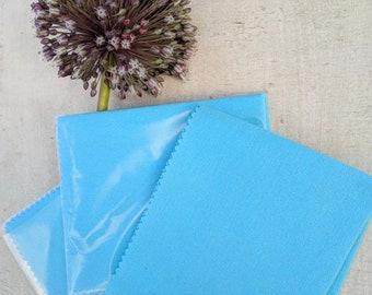 Silver Polishing cloth·Large size 9 1/2-8 inch polishing cloth·Jewelry polishing cloth·Copper Brass cleaning towel. Metals polishing cloth