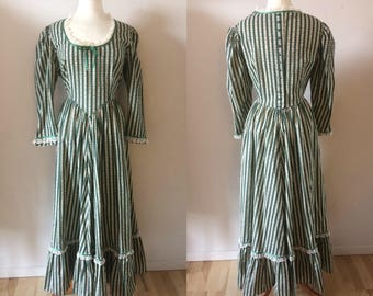 1800s inspired dress, victorian, 1800s, repro, plus size, xl, extra large, vintage dress