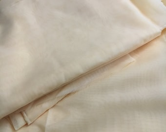 Sheer fabric , mint condition !