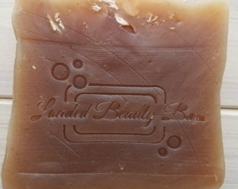 Honey, Oats & Goats Milk Soap