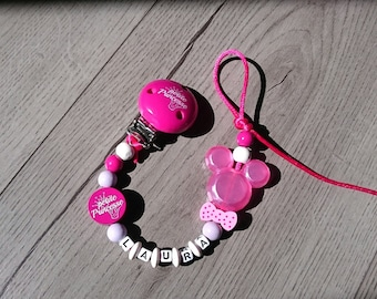 Princess personalized pacifier