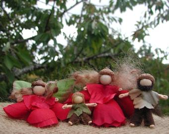 Fairy Family of Four (CUSTOM)