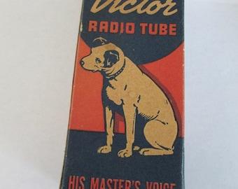 Vintage Radio Tube RCA Victor
