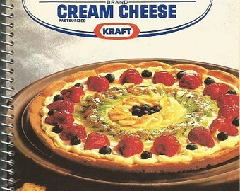 Vintage Philadelphia Cream Cheese Cookbook