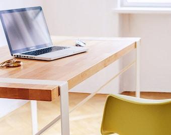 modern desk office. Modern Desk, Wooden Writing Vanity Table, Office Desk